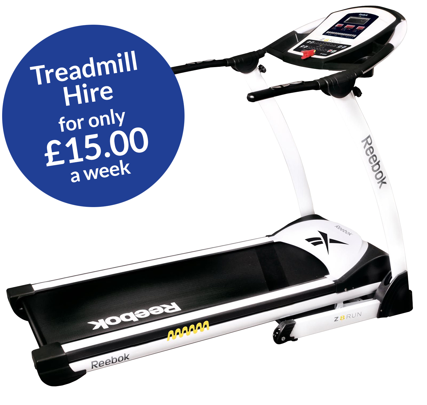 Treadmill hire Hull